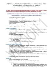 protocole sanitaire bowling 19 06 2020 vfb