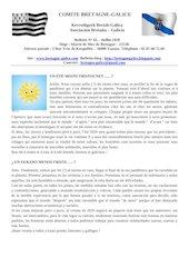 bulletin bretagne galice 65    juillet 2020
