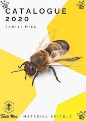 catalogue tahiti miel juillet 2020