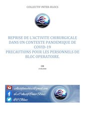 chirurgie et covid