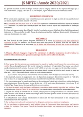 charte js metz 2020 2021