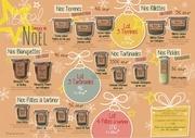 catalogue bocaux de noel