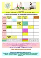 planning harmony pr 20 21 21