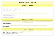 programmation motricite  sport gs cp