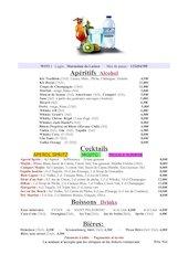 menu pdf complet