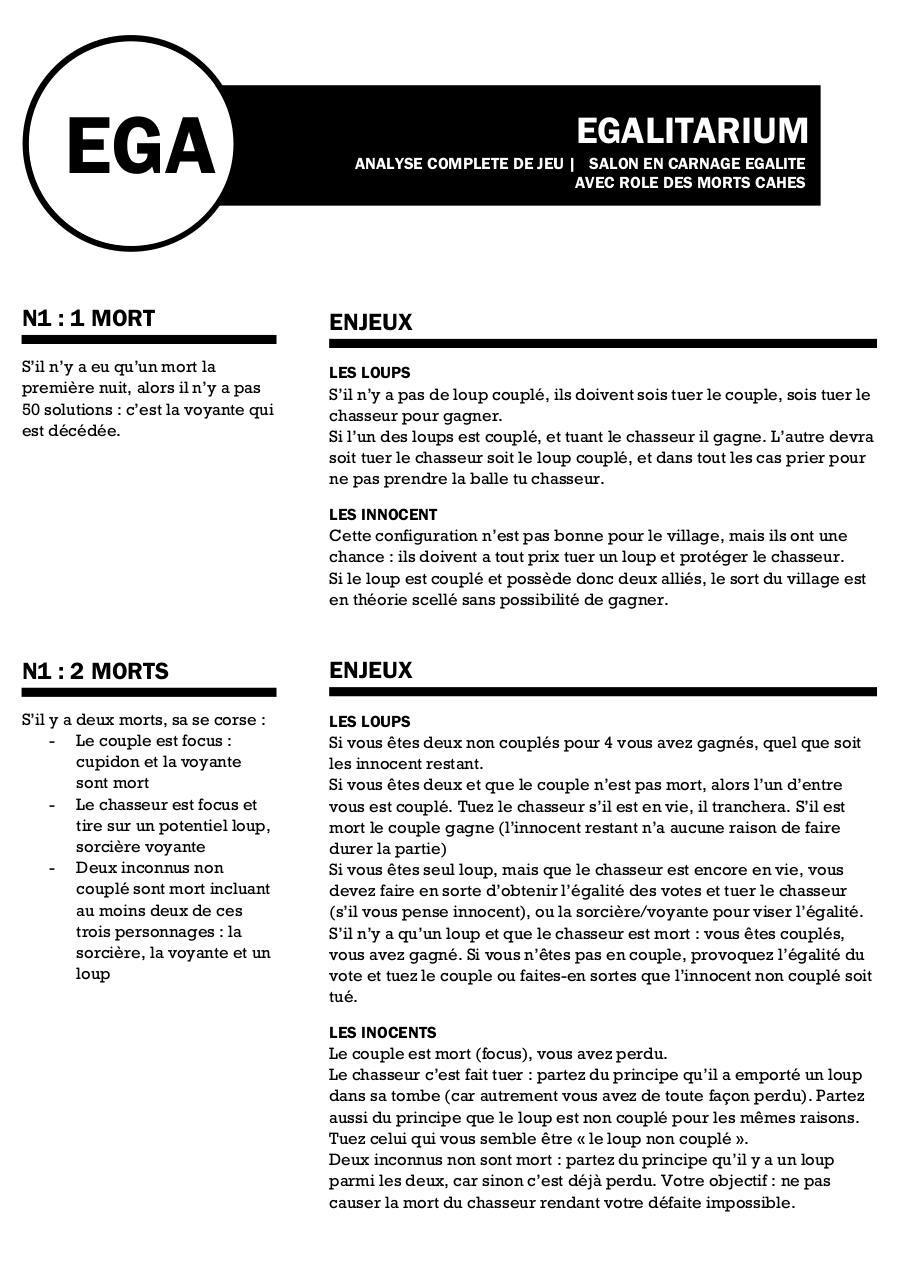 Jouer Sur Egalitarium Fichier Pdf