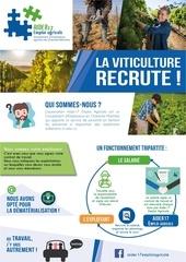 dossier de recrutement viticulture
