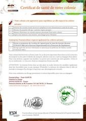 certificat fiche sanitairev20 10 17