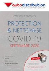 catalogue produits de protection et nettoyage septembre 2020