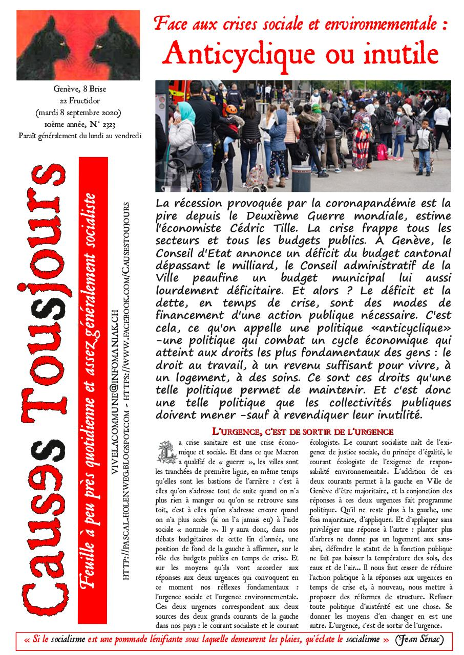 Aperçu du document Newsletter2323.pdf - page 1/2
