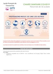 charte sanitaire covid19 version vie scolaire version 0709