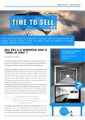 time to sell n3 le role du commercial dans le tunnel de vente