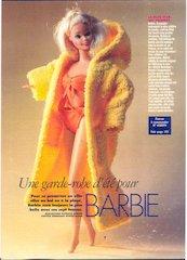 1994 01 vestiaire pour barbie modes et travaux