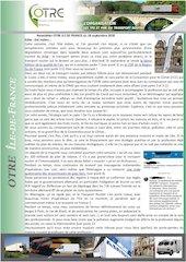 news otre idf 18 septembre 2020