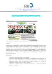 revue de la presse du lundi 31 aout au vendredi  04 septembre 20