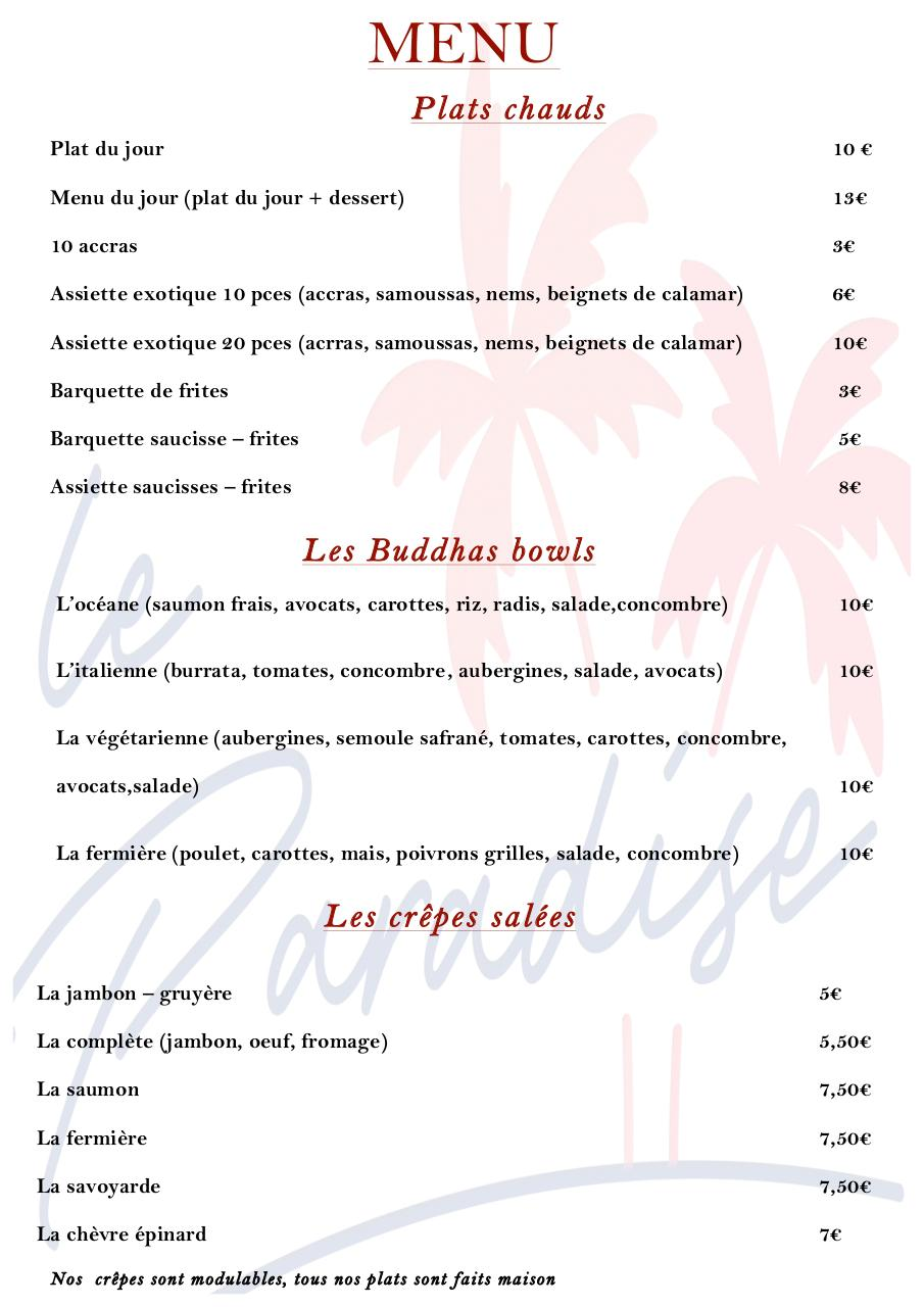 Aperçu du document menu exposants foire habitat 2020.pdf - page 1/9
