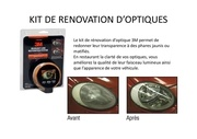notice renovation optiques