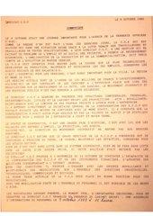 octobre 1989 le  grand virage bien negocie par les verriers de j