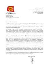 lettre au directeur de la cpam