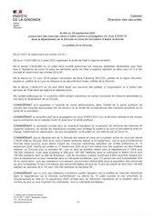 2020 09 25arrete prescrivant des mesures visant a lutter contre