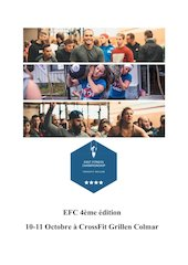 efc 4eme edition   athletes infos