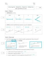 correction interro chap 0 geometrie