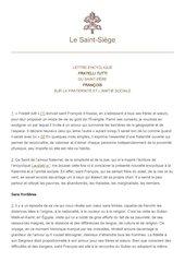 fratelli tutti   lettre encyclique du pape francois sur la frate