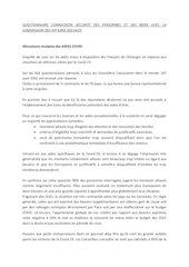 synthese questionnaire cc octobre 2020