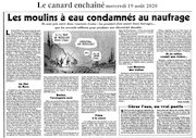 article chaussee moulin canard enchaine 19082020