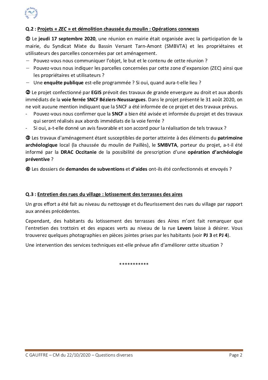 Aperçu du document QUESTIONS DIVERSES_REUNION CM_22OCTOBRE2020_CG.pdf - page 2/2