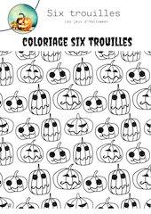 coloriage 6 trouilles