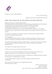 preavis de greve du 20 octobre 2020 section sud hopital edouard