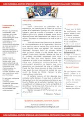 lien paroissial edition speciale 31 octobre 2020