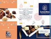 chocolats   leonidas   2020