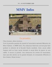 journal n1 mmv infos
