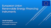 european union renewable energy financing instruments