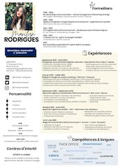 cv marilyn rodrigues