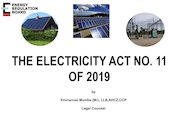 electricity act eu meeting