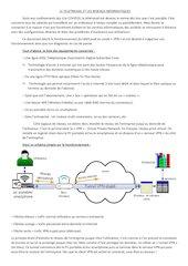 le teletravail et les reseaux informatiques 1