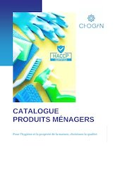 catalogue produits menagers chogan 1