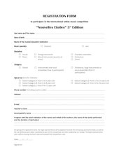 ne3   registration form