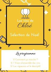 catalogue les vins de chloe