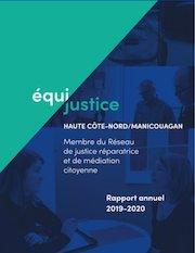 rapport annuel 2019 2020 pdf equijustice