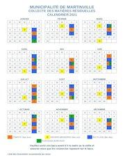 calendrier mat resid 2021recto verso