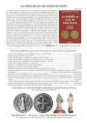mdaille de saint benot edidft35