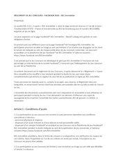 reglement concours fb decembre 2020