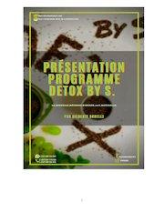 presentation programme detox