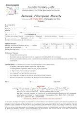 demande inscription 1