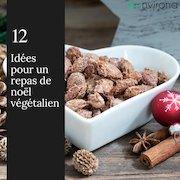 recettes vegetales pour noel