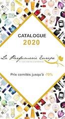 95 catalogue 2020la parfumerie europe 1